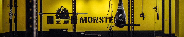 怪獸肌力及體能訓練中心